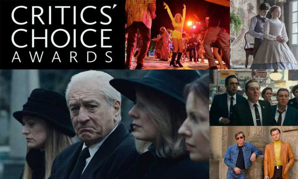 "Žiūrėkite ""Critic's Choices Awards 2019"""