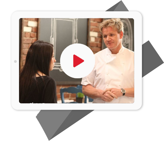 Ramsey's Kitchen Nightmares with Channel 4 VPN