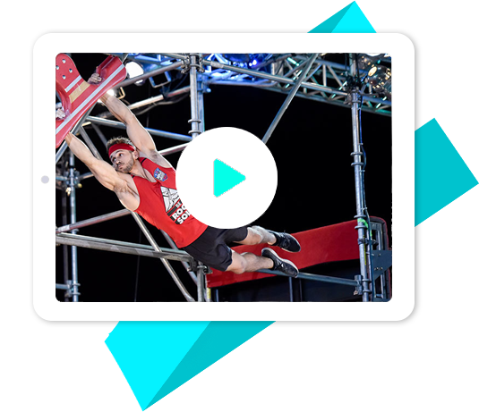 Assista Ninja Warrior no ITV Hub